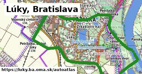 ikona Mapa autoatlas v luky.ba