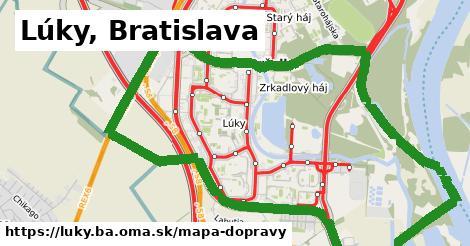 ikona Mapa dopravy mapa-dopravy v luky.ba