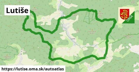ikona Mapa autoatlas  lutise