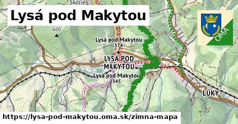 ikona Zimná mapa zimna-mapa  lysa-pod-makytou
