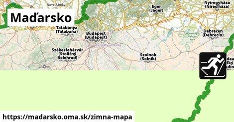ikona Zimná mapa zimna-mapa  madarsko