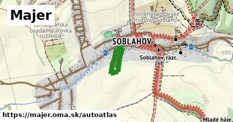 ikona Mapa autoatlas  majer