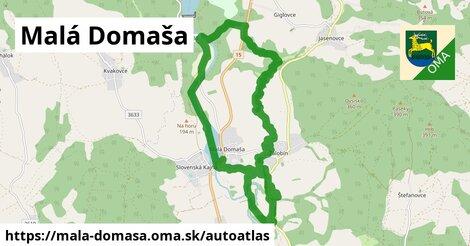 ikona Mapa autoatlas  mala-domasa