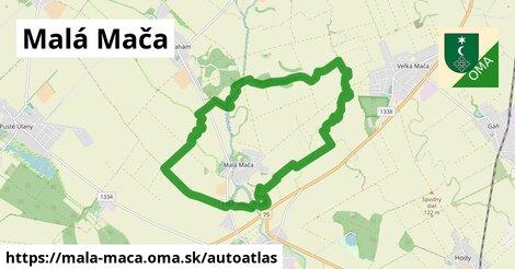 ikona Mapa autoatlas  mala-maca