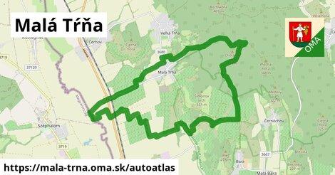 ikona Mapa autoatlas  mala-trna