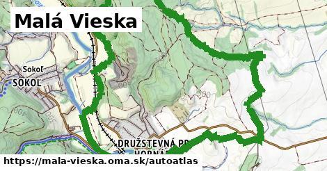 ikona Mapa autoatlas  mala-vieska