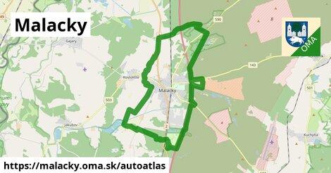 ikona Mapa autoatlas  malacky