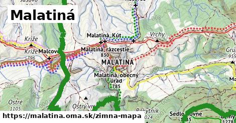 ikona Zimná mapa zimna-mapa  malatina