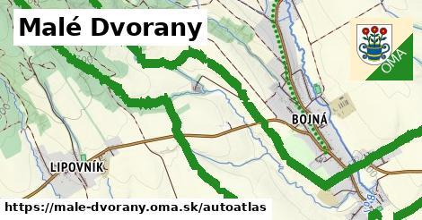 ikona Mapa autoatlas  male-dvorany