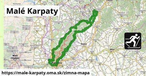 ikona Zimná mapa zimna-mapa  male-karpaty
