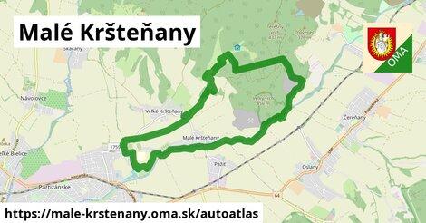ikona Mapa autoatlas  male-krstenany