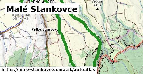 ikona Mapa autoatlas  male-stankovce