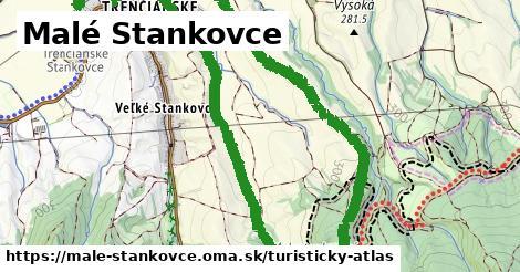 ikona Turistická mapa turisticky-atlas  male-stankovce