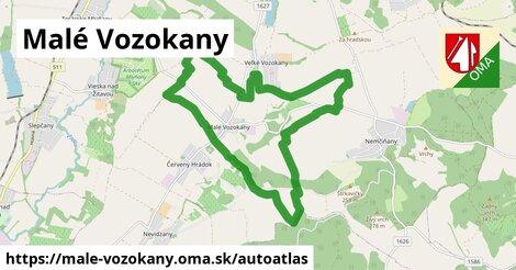 ikona Mapa autoatlas  male-vozokany