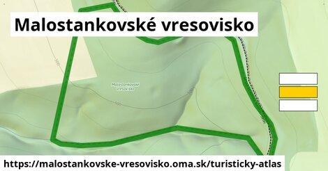 ikona Turistická mapa turisticky-atlas  malostankovske-vresovisko