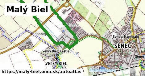 ikona Mapa autoatlas  maly-biel