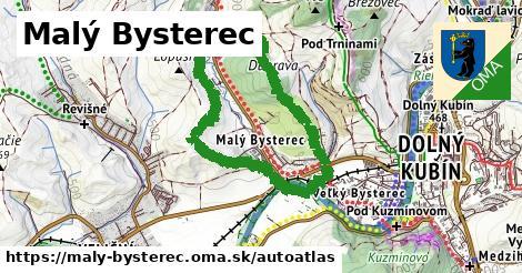 ikona Mapa autoatlas  maly-bysterec
