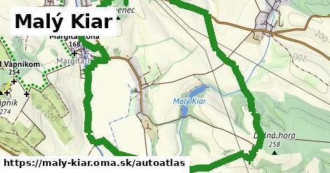 ikona Mapa autoatlas  maly-kiar