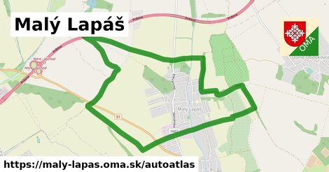 ikona Mapa autoatlas  maly-lapas