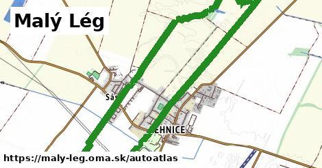 ikona Mapa autoatlas  maly-leg