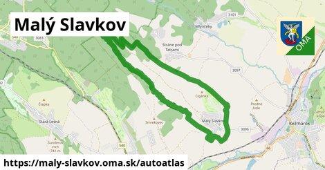 ikona Mapa autoatlas  maly-slavkov