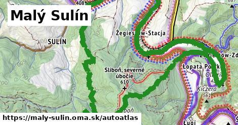 ikona Mapa autoatlas  maly-sulin