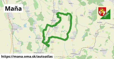 ikona Mapa autoatlas  mana