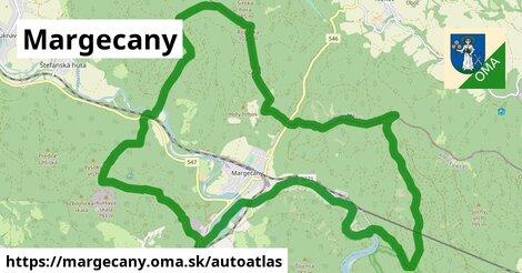 ikona Mapa autoatlas  margecany