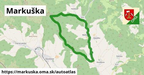 ikona Mapa autoatlas  markuska