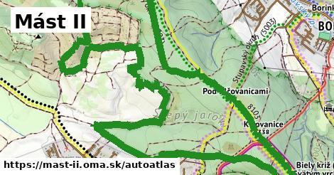 ikona Mapa autoatlas  mast-ii