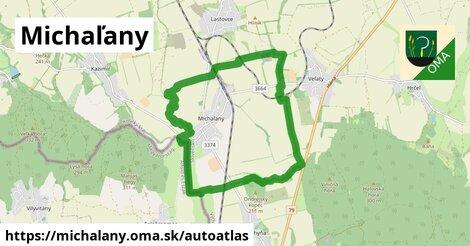 ikona Mapa autoatlas  michalany