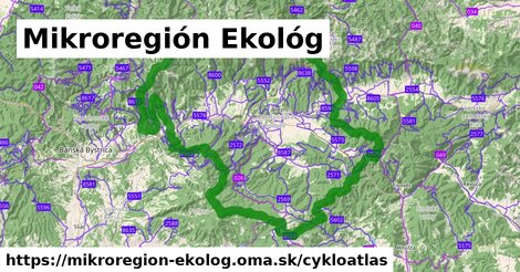 ikona Cykloatlas cykloatlas  mikroregion-ekolog