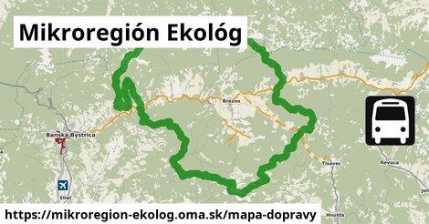 ikona Mapa dopravy mapa-dopravy  mikroregion-ekolog