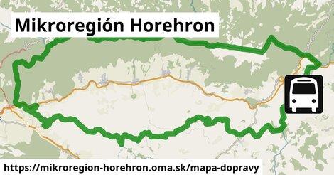 ikona Mapa dopravy mapa-dopravy  mikroregion-horehron