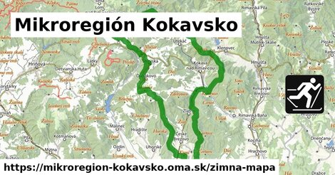 ikona Zimná mapa zimna-mapa  mikroregion-kokavsko