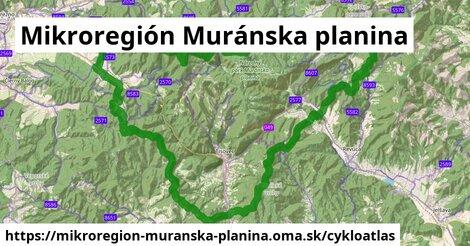ikona Cykloatlas cykloatlas  mikroregion-muranska-planina
