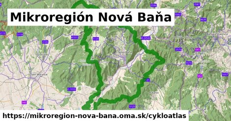 ikona Cykloatlas cykloatlas  mikroregion-nova-bana