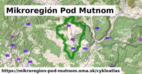 ikona Cykloatlas cykloatlas  mikroregion-pod-mutnom