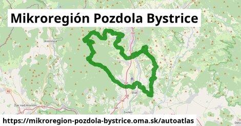 ikona Mapa autoatlas  mikroregion-pozdola-bystrice