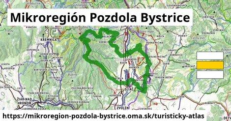 ikona Turistická mapa turisticky-atlas  mikroregion-pozdola-bystrice