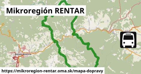 ikona Mapa dopravy mapa-dopravy v mikroregion-rentar
