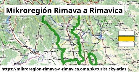 ikona Turistická mapa turisticky-atlas  mikroregion-rimava-a-rimavica