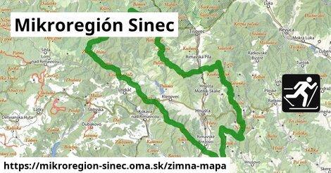 ikona Zimná mapa zimna-mapa  mikroregion-sinec