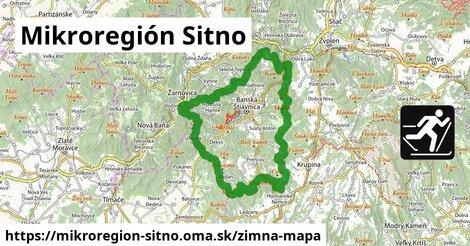 ikona Zimná mapa zimna-mapa  mikroregion-sitno