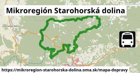 ikona Mapa dopravy mapa-dopravy  mikroregion-starohorska-dolina