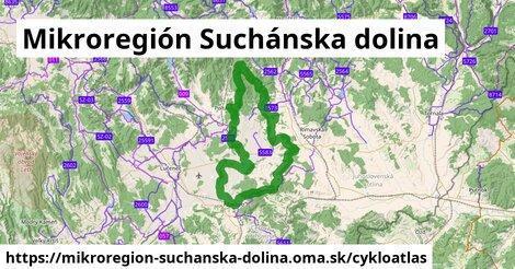 ikona Cykloatlas cykloatlas  mikroregion-suchanska-dolina