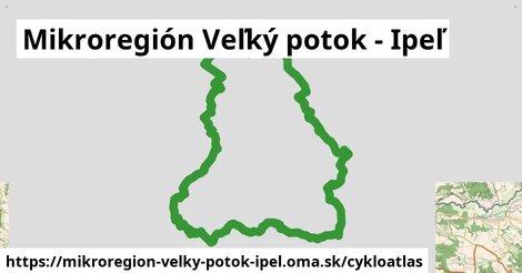 ikona Cykloatlas cykloatlas  mikroregion-velky-potok-ipel