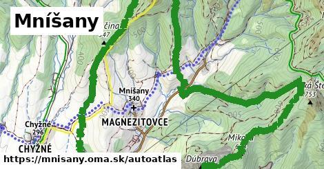 ikona Mapa autoatlas  mnisany