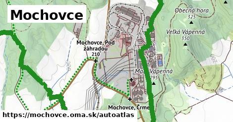 ikona Mapa autoatlas  mochovce