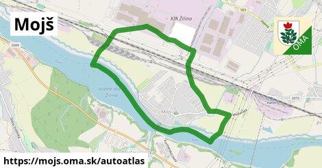 ikona Mapa autoatlas  mojs